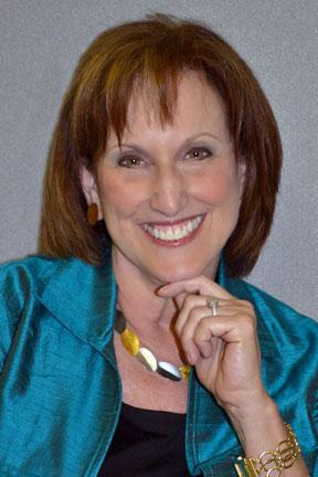Anita Crook, photo courtesy of Pouchee.com