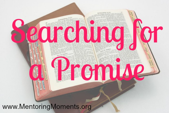 Searching for a Promise
