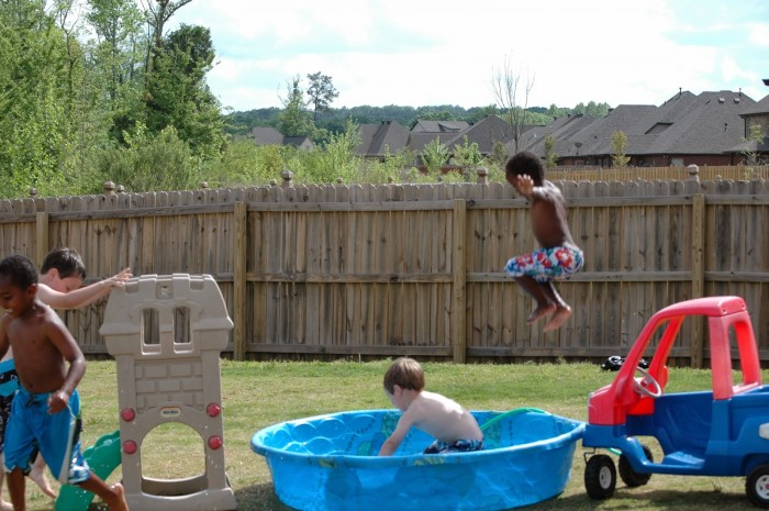 I Don't Want Safe Kids  / Kristy Bruce / Friday Inspiration