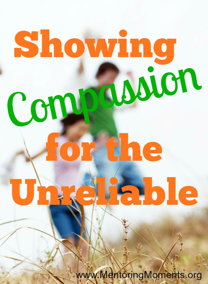 Showing Compassion for the Unreliable