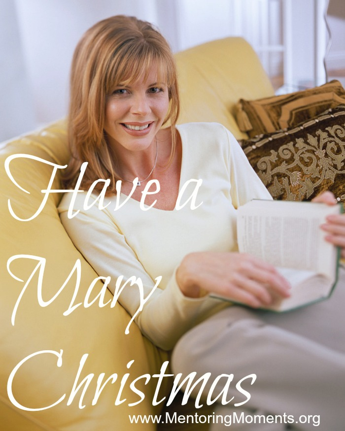 Have a Mary Christmas