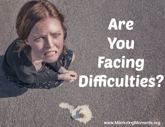 Are You Facing Difficulties?