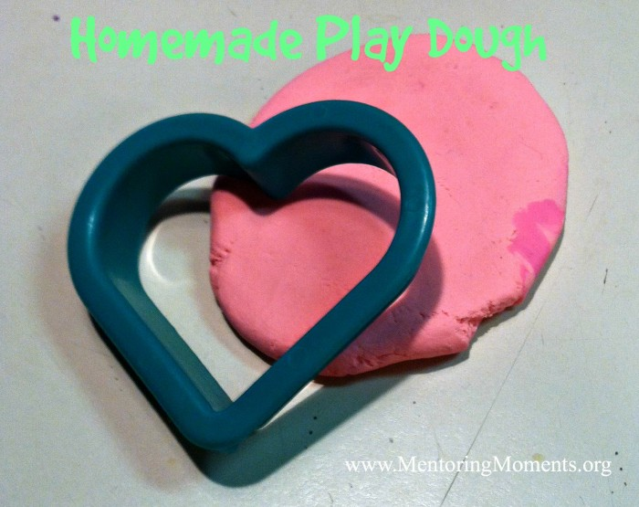 homemade play dough / photo by Page Hughes