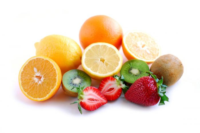 summer fruit / Microsoft Publisher image