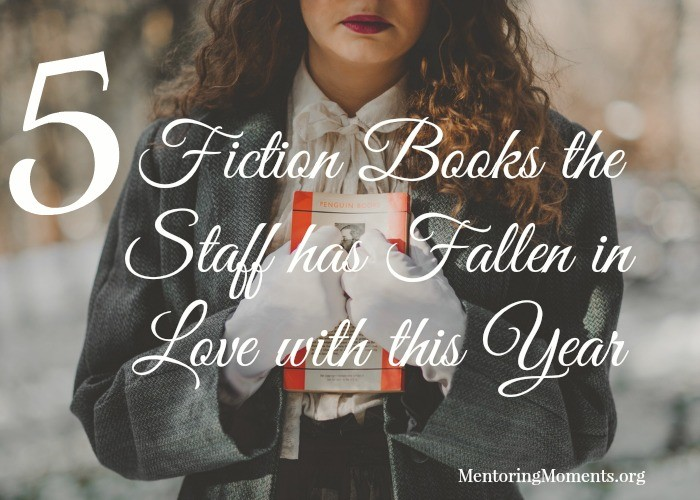 5 Fiction Books the Staff has Fallen in Love with this Year