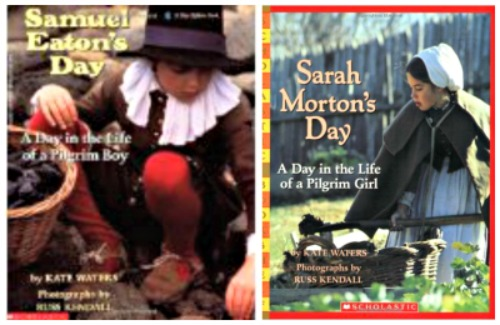 Samuel Eaton's Day & Sarah Morton's Day