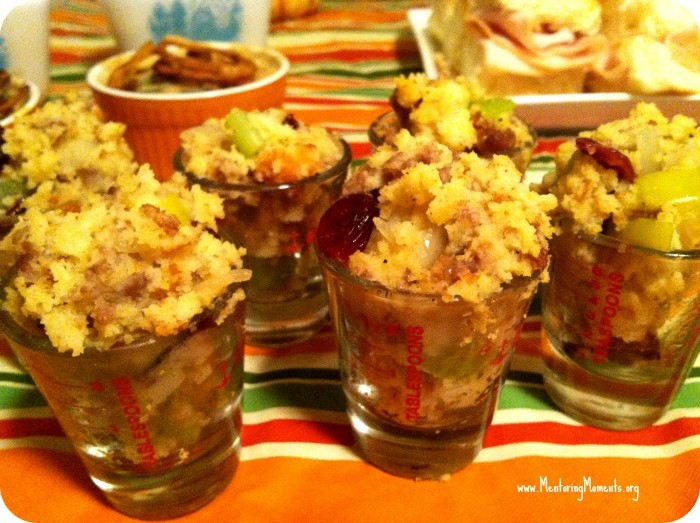 Maple Sausage Dressing