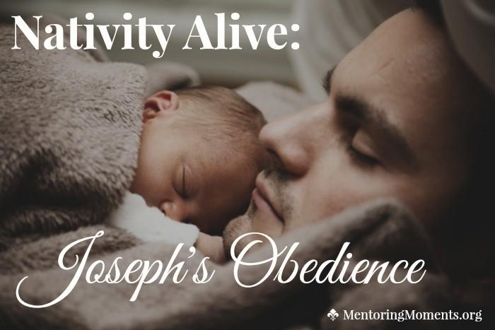 Joseph's Obedience