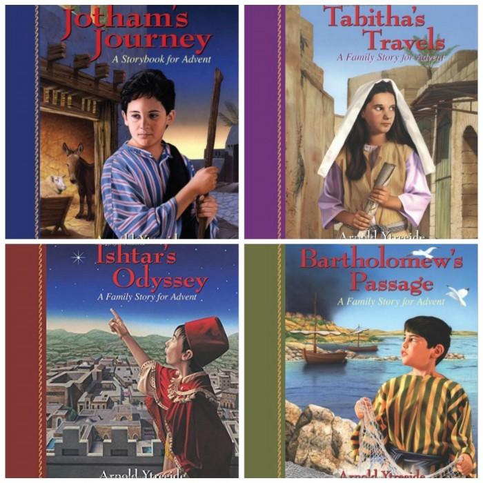 Jotham's Journey Series