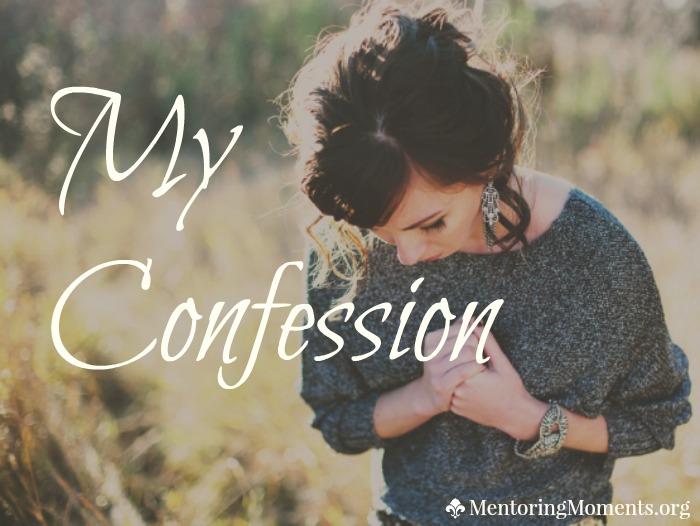 My Confession