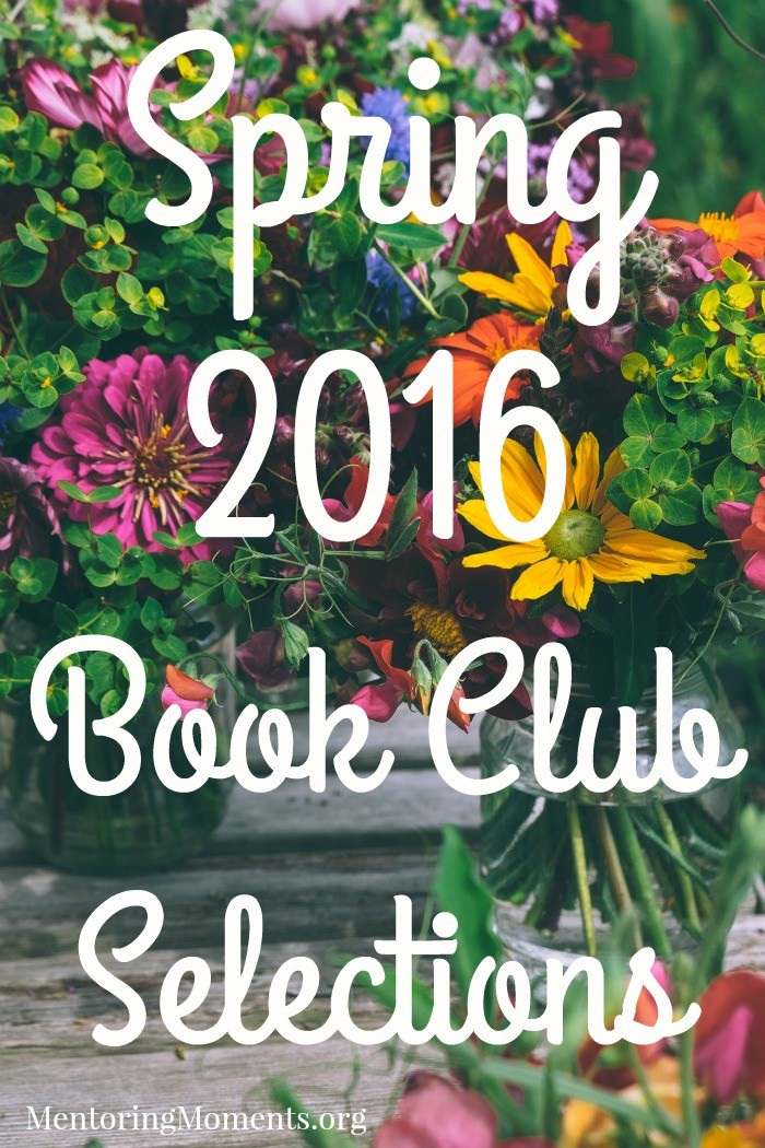 Spring 2016 Book Club Selections
