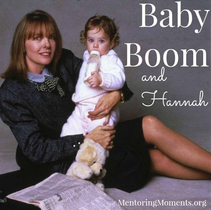 Baby Boom and Hannah